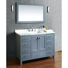 bathroom vanity light with outlet. Bathroom Vanity Lights Single On The Side  Over Light Blue Storage . With Outlet