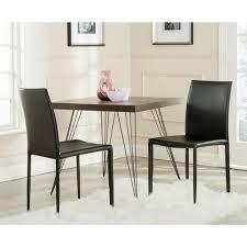 bonded leather desk set 6 piece pink. Safavieh Karna Black Bonded Leather Dining Chair (Set Of 2) Desk Set 6 Piece Pink I