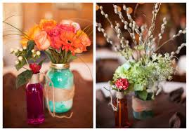 Country Table Decorations Similiar Vintage Country Wedding Centerpieces Keywords