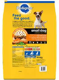 Small Breed Dog Food Chicken Pedigree