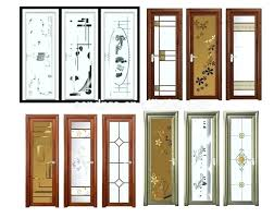 bathroom door designs india glass design with images and panel options