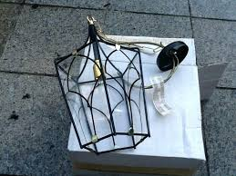 modern pendant porch light modern hanging pendant porch light with energy bulb new in