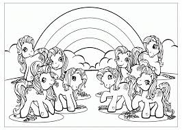 Small Picture Rainbow To Color Coloring Home Coloring Coloring Pages