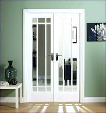 interior double doors with glass narrow interior french doors french pertaining to interior french doors with