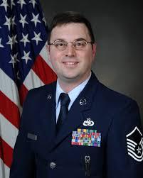 Master Sergeant Brent Lieberman - USAFE Enlisted Biography