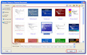 Powerpoint Custom Templates Custom Template Powerpoint 2003 Powerpoint 2003 Templates