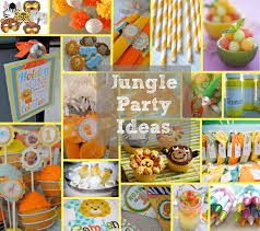 Jungle Theme Decorations Jungle Party Ideas Party On Purpose