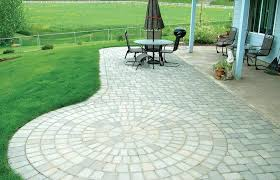 simple paver patio. Home Elements And Style Medium Size Backyard Paver Patio Ideas Simple Designs Patterns Back Pavers Outdoor D