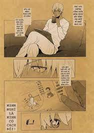 Akai X Amuro - Detective Conan Doujinshi Chap 4 - Truyện Tranh điện thoại