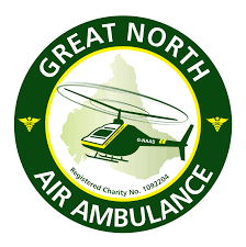 Image result for the great north air ambulance
