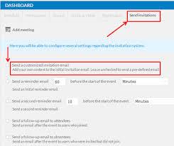 Email Invitations Impressive Customized Invitation Emails Onstream Webinars University 44