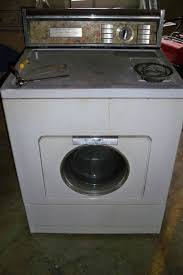 kenmore washer and dryer combo. because of a few belts. i had seen post from 2005 similar more extensive restoration and have tried contacting that user to no avail. kenmore washer dryer combo