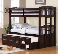 amazing bunk bed desk combo plus small furniture design ideas in bedroom