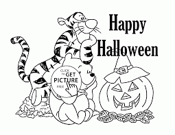 Small Picture Halloween Colouring Pages Free For Kids Fun for Halloween