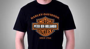 harley davidson t shirt sharon harthoorn