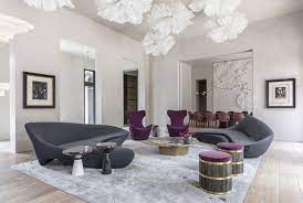 luxe home decor ideas from a high end