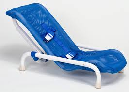 bath chairs blue
