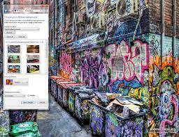 Download Graffiti Art Windows 7 Theme 1.0