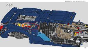 This is the full instructions for lego speed champions 75878 bugatti chiron music in video: Lego Technic 42083 Bugatti Chiron Instructions Book 2 1920x1080px 5s 521236 Youtube