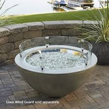 cove gas fire bowl 30 woodlanddirect com outdoor fireplaces fire pits gas the outdoor greatroom