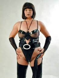 Dominant old women bondage
