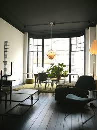 Zwarte Houten Vloer Mobilia Woonstudio Amsterdam Wonen In 2019