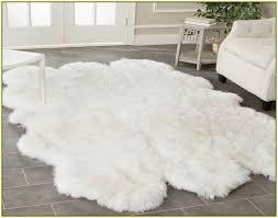 Elegant Safavieh Sheepskin Rug 12 For Countertops Inspiration With