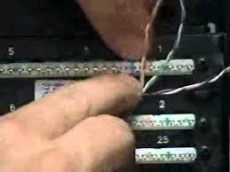 how to punch down on siemon patch panels how to punch down on siemon patch panels