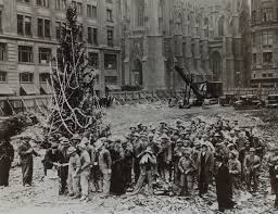 rockblog7 December 24, 1931  Our first Christmas Tree ...