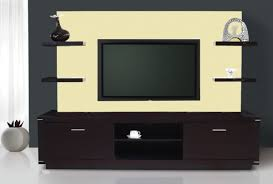 Tv Cabinet Design For Living Room Best Contemporary Tv Console For Flat Screens All Contemporary