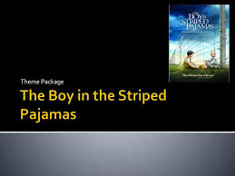 ppt the boy in the striped pajamas powerpoint presentation id  theme package