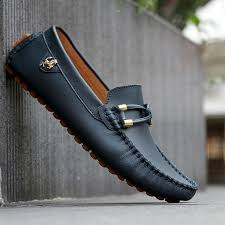 gucci shoes for men high tops 2016. 2015 sale black genuine leather loafers mens fashion boat shoes brown male sneakers casual solid gucci for men high tops 2016