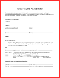 Rental House Agreement Format Bangalore Sample Philippines Letter ...