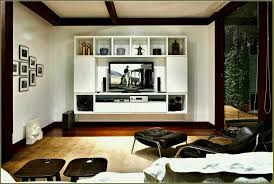 wall mounted flat screen tv cabinet linen with drawers modern office design ideas laundry sinks
