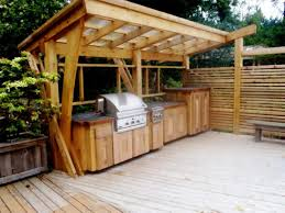 Outdoor Kitchen Lowes Packages Cabinets Canada Inexpensive Ideas