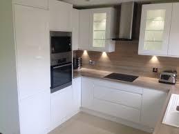 Mood Lighting Kitchen Modern Kitchen Design Cambuslang