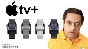 Xiaomi Mi Watch Color, Apple TV Plus how to get 1 year free subscription -  YouTube