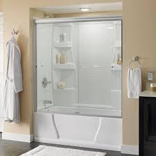 Shower Door screen shower doors photographs : Semi Frameless Shower Glass Shower Stall Shower Glass Replacement ...