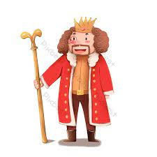 Minh họa truyện cổ tích vua phương tây | Công cụ đồ họa PSD Tải xuống miễn  phí - Pikbest