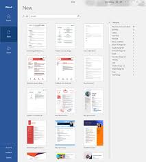 resume in ms word how to draft the perfect resume in microsoft word make