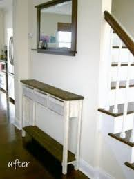 small entry table. Entry Table For Small Spaces H