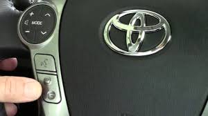 Toyota West Statesville How To Setup An Iphone On A 2013 Toyota Prius Youtube