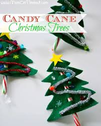 Candy Cane Decorations For Christmas Trees Candy Cane Christmas Trees Craft Mom On Timeout 43