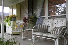 dallas retro patio furniture porch traditional with kitchen metal