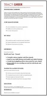 How To Prepare A Cv For Internship Cv Example For Interns Myperfectcv