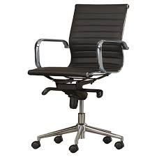 modern desk chair armless  nyfarmsinfo