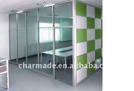 clear office. V84 Series Used Office Wall Partitions / Clear Glass Partition Walls Aluminum Profiles - Buy Partitions,Office