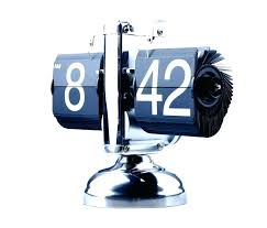 cool office clocks. Cool Office Toys Gifts Appealing Retro Flip Down Clock Clocks .