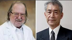 Resultado de imagen de james alison y tasuku honjo  inmunoterapia y cáncer