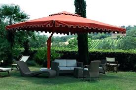 cantilever patio umbrellas brilliant bamboo cantilever umbrella patio umbrellas furniture as cantilever patio umbrella canadian tire